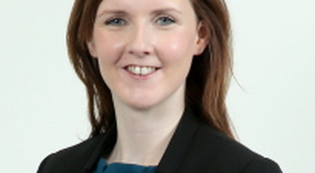Sinead Watts, assistant manager, forensic and investigation services at Grant Thornton NI