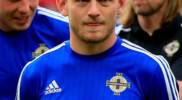Northern Ireland international Lee Hodson