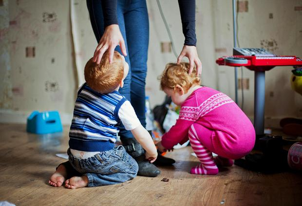 New statistics revealing that around a quarter of children in Northern Ireland are living in poverty are shocking, the Children's Commissioner has said. File image