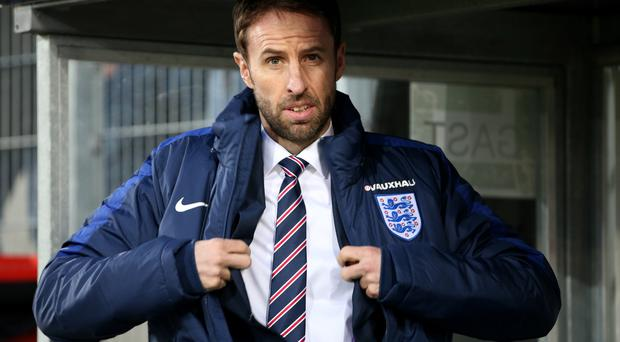 Interim option: Gareth Southgate