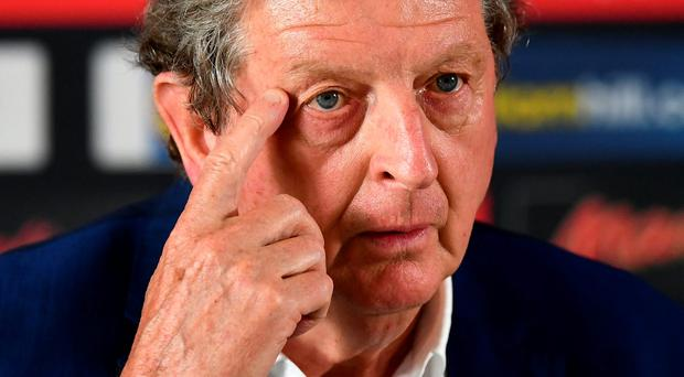 Roy Hodgson insists he doesn't know why he has to face the media