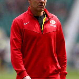 Red alert: Ulsterman Mark McCall is wary of Saracens' rivals Toulon