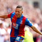 Heading north: Newcastle are hoping to sign Dwight Gayle