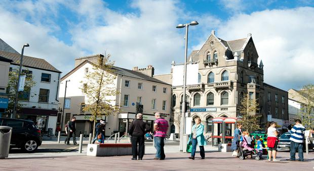 Newry city centre
