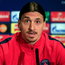 New arrival: Zlatan Ibrahimovic will be joining Manchester United