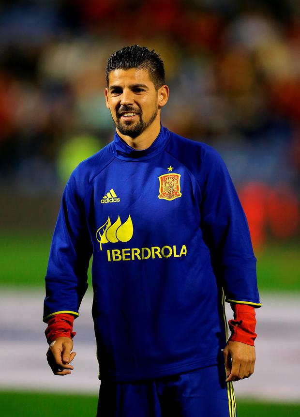 Manchester City have signed Celta Vigo striker Nolito on a four-year deal, the Premier League club have announced. Photo credit should read Mike Egerton/PA Wire