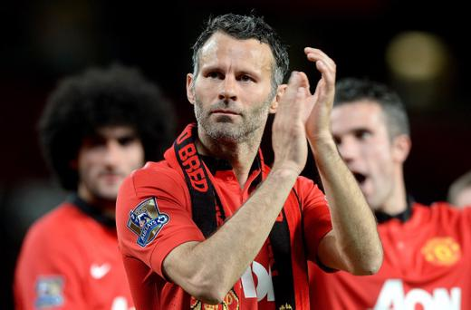 Reports Ryan Giggs is leaving Manchester United.