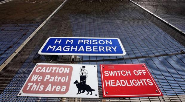 Concerns: Maghaberry Prison