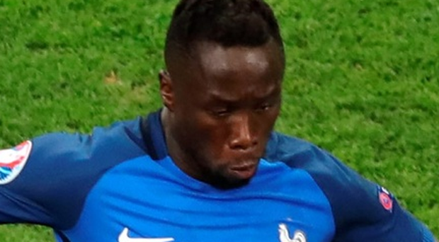 France's Bacary Sagna. (AP Photo/Claude Paris)
