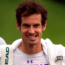 Tournament favourite: Andy Murray