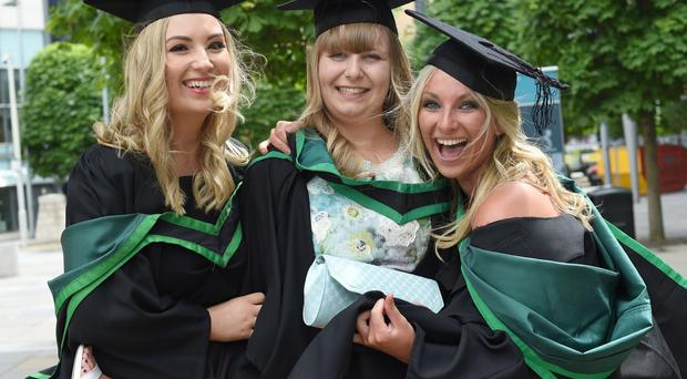 University Of Ulster Graduations July 1 2016 Full List