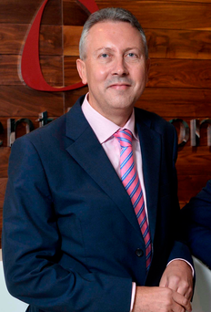 Paul McBride, Head of Belfast Office, Pinsent Masons