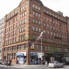 This building on the corner of Howard and Brunswick street has attracted the interest of local developers