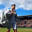 Will he? Won't he? Novak Djokovic has claimed he will not play in Belgrade