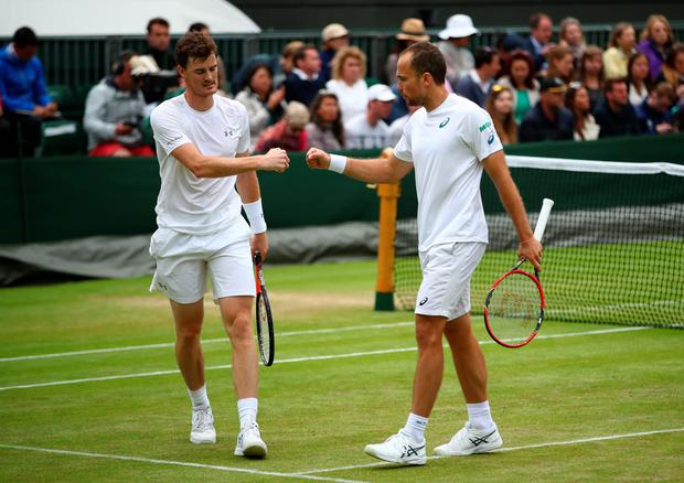 Umpire attack: Jamie Murray's doubles partner Bruno Soares has claimed tennis officials are taking the emotion out of the game with harsh decisions