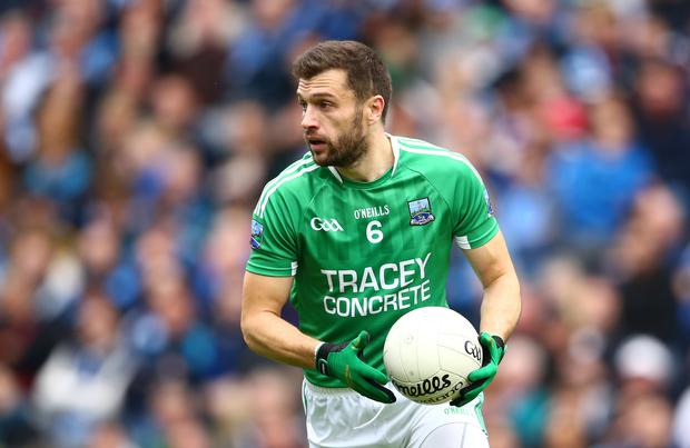 Generation gap: Ryan McCluskey reached the All-Ireland semis with Fermanagh in 2004
