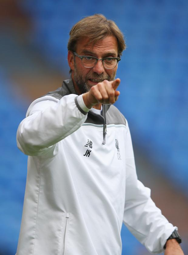 Immediate impact: Jurgen Klopp has impressed the Liverpool owners