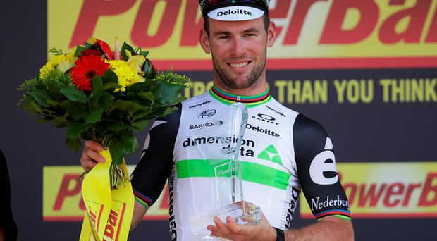 Mark Cavendish claimed his 29th stage win in the Tour de France