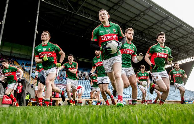 Hit ground running: Mayo players must step up to the plate, starting with tomorrow's clash against Fermanagh