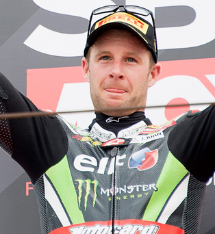 American dream: Jonathan Rea wants a first ever victory at Laguna Seca