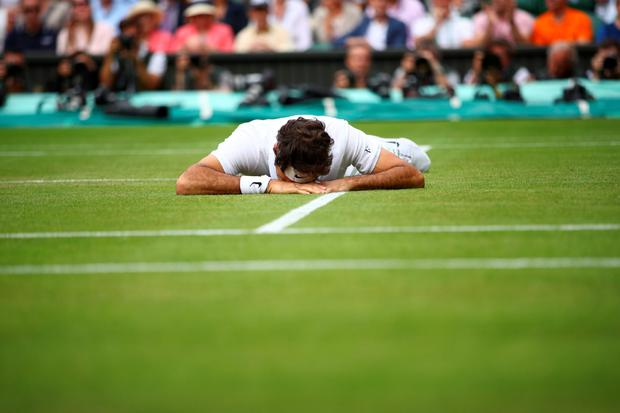 Not my last Wimbledon, says Roger Federer after semifinal exit