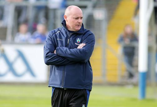Step up: Malachy O'Rourke wants his Oriels to play with more consistency