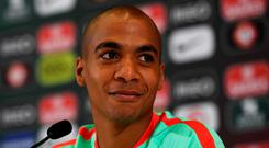 Key goal: Joao Mario says Portugal believe they can grasp the prize
