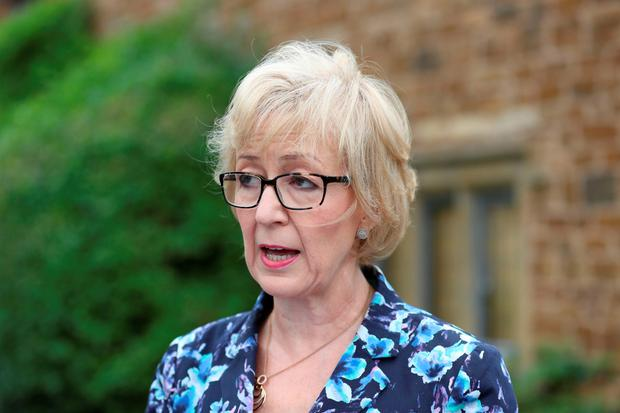 Andrea Leadsom is in the running to be Prime Minister.