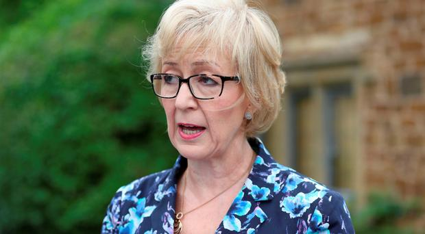 Andrea Leadsom is in the running to be Prime Minister. Photo: Chris Radburn/PA Wire