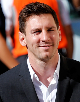 Along with his father, Lionel Messi was found guilty of defrauding the state of £3.5million in unpaid taxes