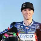 Determined: Michael Laverty got his British Superbike year back on track