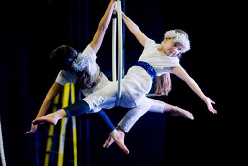 Beneficiaries: Lisburn Community Circus