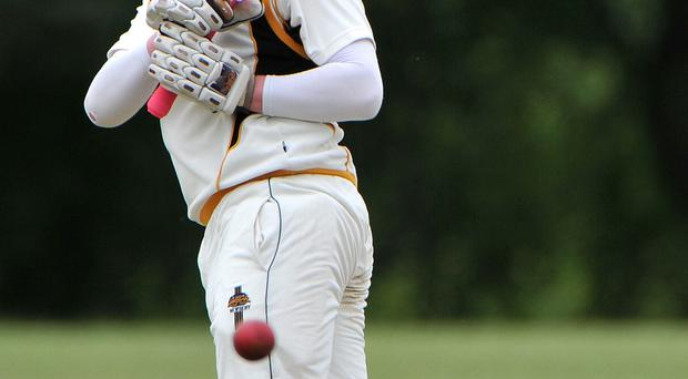 In form: Mark Irwin hit 70 for Woodvale