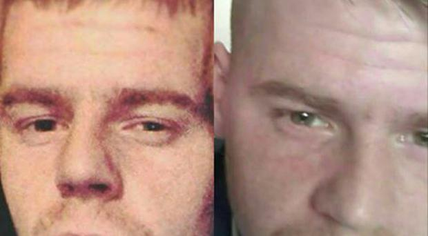 David Barry was last seen in the Parkmore area of Craigavon.