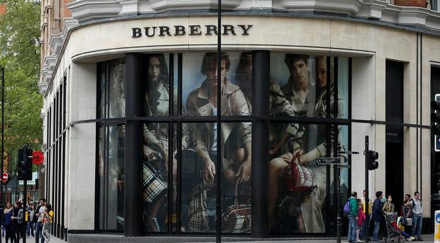 The pound's fall in value since the EU referendum result means Burberry's profits will be boosted to the tune of £90m