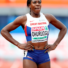 Great Britain's Christine Ohuruogu is head for Rio