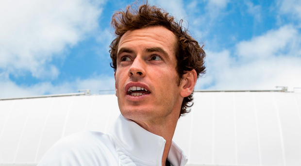 Missing match: Andy Murray