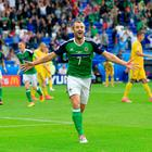 Northern Ireland have fallen three places in the Fifa world rankings