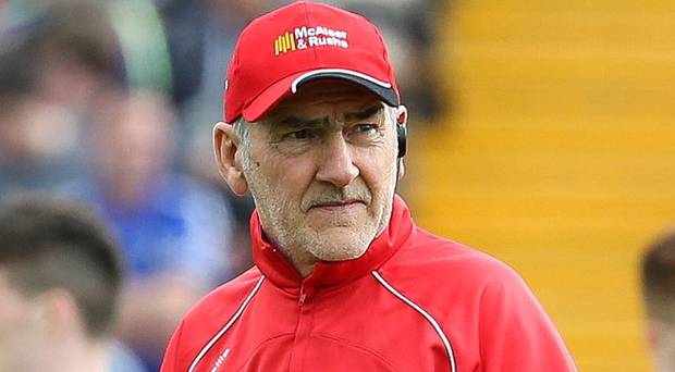 Pragmatic approach: Mickey Harte says losing the Ulster final wouldn't be the end of the world