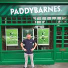 Who's copying who know: Boxer Paddy Barnes reveals his spat with bookie Paddy Power was just sparring.