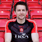 Hot shot: James Kielt can prove the ace in Derry's pack