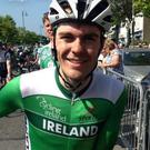 Banbridge CC cyclist Mark Downey