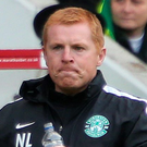 Hibernian manager Neil Lennon was given a one-match touchline ban
