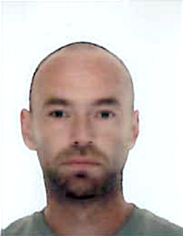 Police and the family of missing 35 year old Kevin Shortt from the Dunmurry area are becoming increasingly concerned for his welfare. Image supplied by PSNI Press Office 17 July 2016