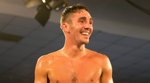Winner: Jamie Conlan has big plans