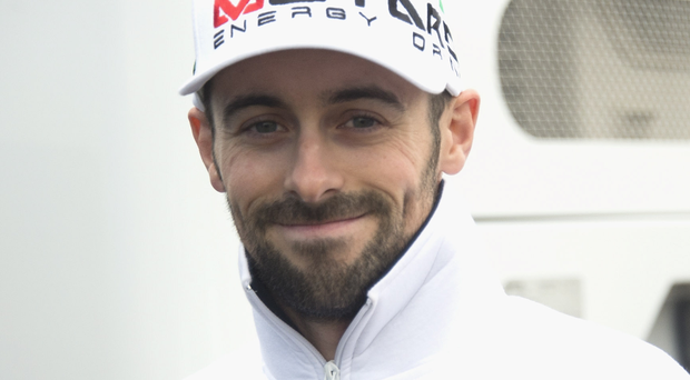 Summer break: Eugene Laverty is due to return to action on August 14