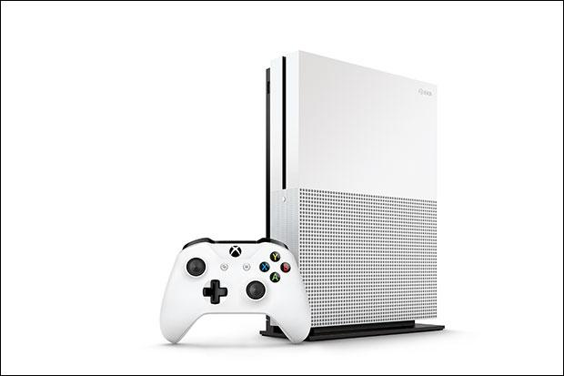 Xbox One S will arrive in select regions, including the US and the UK, at the beginning of August