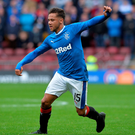 Raring to go: Harry Forrester is fit again after a spell on the sidelines