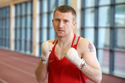 Rio bound: Paddy Barnes is determined to strike gold