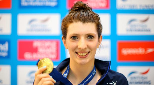 Bethany Firth one of 10 Northern Ireland athletes who will be at the Paralympics in Rio this year